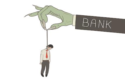 Mancato pagamento rata del mutuo: cosa si rischia