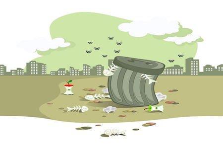 Tassa rifiuti: gli alberghi pagano di più