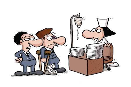 Visita fiscale: orari, reperibilità, assenza