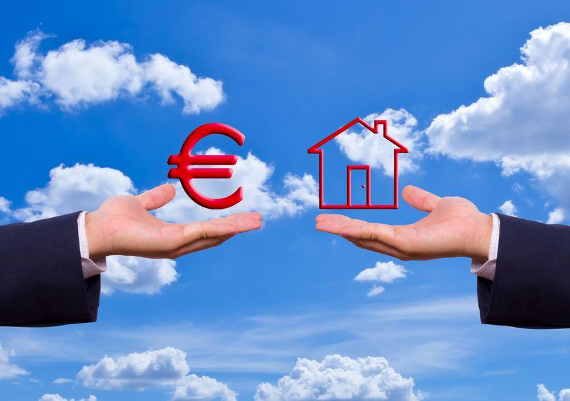 Prestito vitalizio ipotecario: la casa finanzia il prestito in banca
