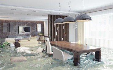 Si allaga l'appartamento in un condominio per un guasto, chi paga?