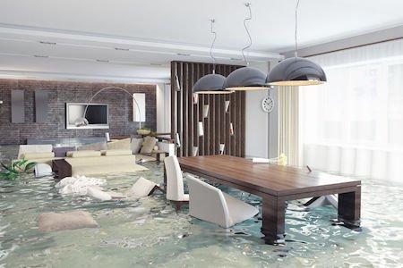Piogge torrenziali: quando l'allagamento della casa è risarcibile