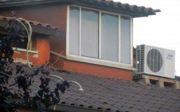 Costruire una veranda sul balcone: cosa dice la legge