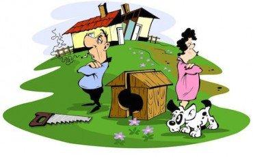 Separazione: casa coniugale divisa tra i due coniugi coi figli