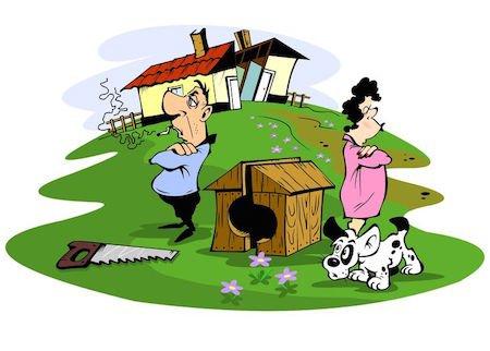 Come trasferire la proprietà di beni con la separazione e il divorzio