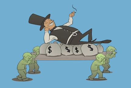Sollecito per il pagamento dello stipendio