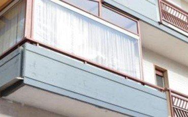 Posso creare una veranda sul mio balcone?