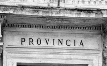 Province: parola cancellata anche dalla Costituzione