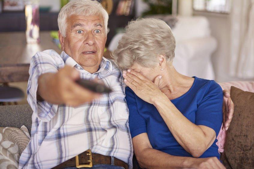 Canone Rai: gli anziani in case di riposo pagano