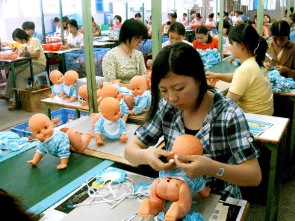 Ecco perché i giocattoli cinesi sono i più pericolosi