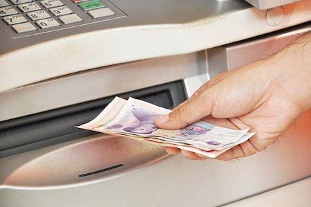 Quanto contante si può prelevare in banca dopo il 2016