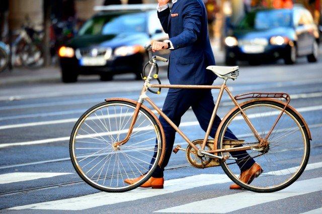 I diritti del ciclista