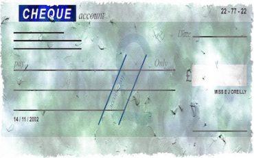 Assegno con firma falsa: che fa la banca?