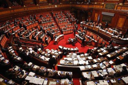 La camera dei Deputati apre alle visite dei curiosi