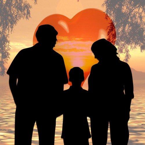 Il genitore può frequentare il minore insieme al nuovo partner?