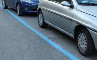 Strisce blu senza pagamento ticket: quant'è la multa?