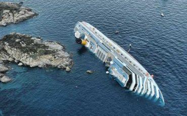 Costa Concordia: confermati i 16 anni di reclusione per Schettino