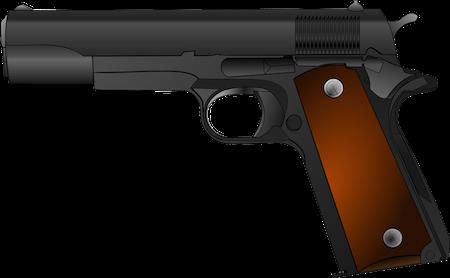 Procurato allarme e armi giocattolo
