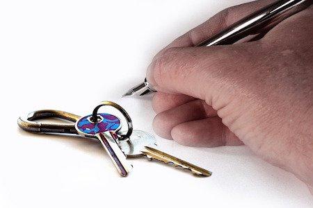 Niente sfratto senza contratto di affitto dell'appartamento