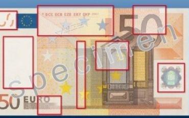 Come riconoscere i soldi falsi?