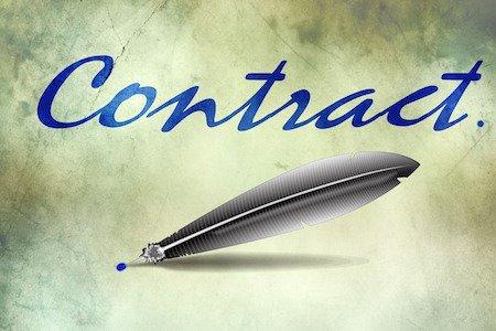 L'estinzione del contratto