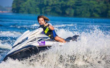 Patente per guidare moto d'acqua