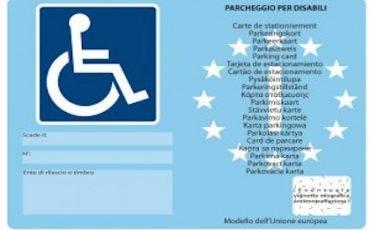 Contrassegno invalidi per patologie psichiche o alle braccia