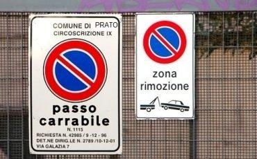 Passo carrabile e parcheggio auto: quando la multa è nulla