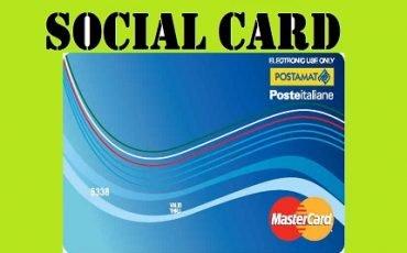 Sia, nuova social card, sussidi sino a 400 euro al mese
