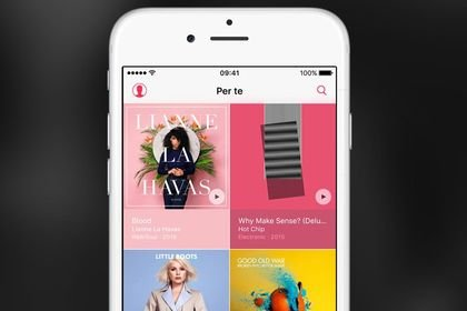 Come usare Apple Music su Android