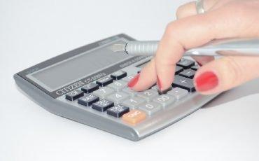 Come si calcola la pensione mensile netta?