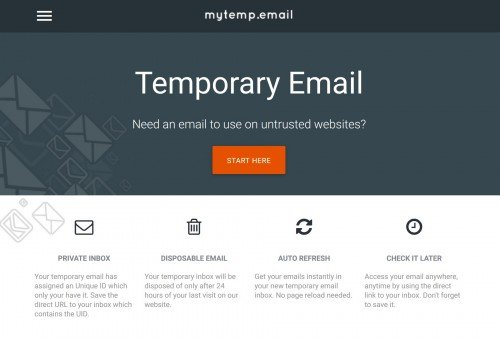mytemp.email