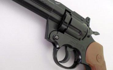 La pistola ad aria compressa è legale?