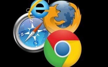 Rimuovere le barre fastidiose del browser