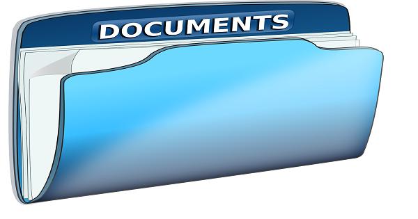 Fac simile delega ritiro documenti