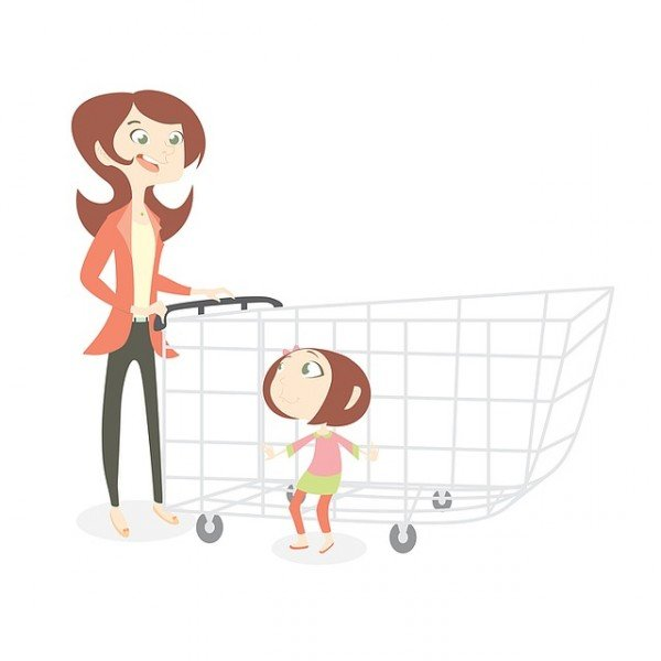 Separazione e divorzio: figli quasi sempre alla madre