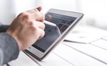 La firma elettronica sul tablet che valore ha?