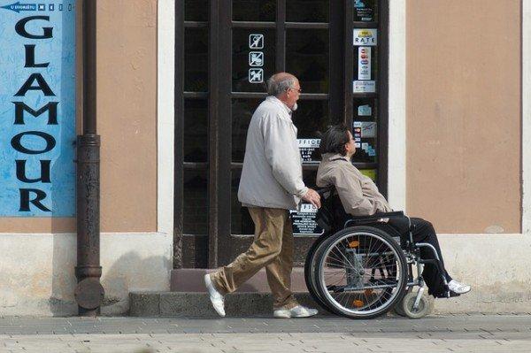 Percentuale minima di invalidità per chiedere la legge 104