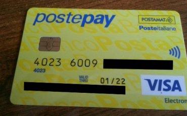 Come rinnovare gratuitamente la carta Postepay scaduta