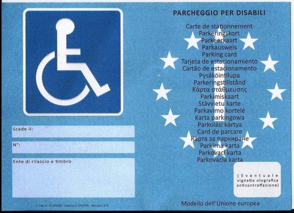 Parcheggio per disabili: come richiederlo?