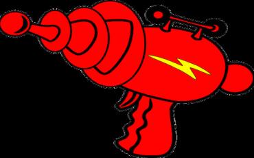 Pistola giocattolo: per l'uso nessuna attenuante
