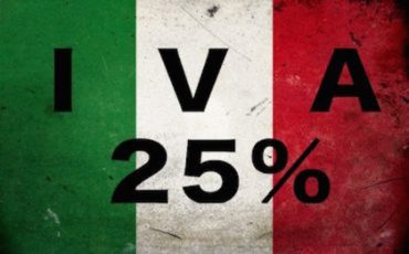 Iva, quando aumenta dal 22 al 25%?