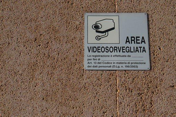 Autorizzazioni per installare telecamere