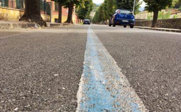 Segnale stradale orizzontale: vale se manca quello verticale?