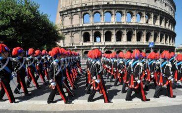 Diario della settimana: Pane, amore e carabinieri