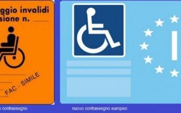 Multa col contrassegno invalidi in seconda fila: è valida?