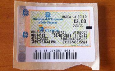Fatture e ricevute, quando devo applicare il bollo da 2 euro?