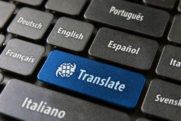 Tradurre un testo in italiano è violazione del diritto d'autore