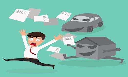 La rottamazione Equitalia non blocca il pignoramento del conto