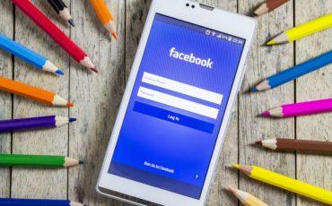 Niente foto di bambini su Facebook